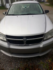 2008 Dodge Avenger Sedan sport ed. V6
