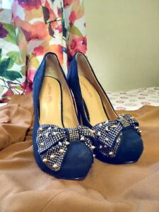 Material Girl Shoes Size 38.5 7.5-8