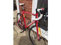 Road bike Boardman, Elite trainer and much more