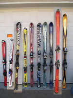 10 Alpine Skis/Skis Alpin : Laval / North Shore Greater Montréal Preview
