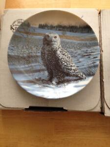 Bradford Exchange Collector Plates