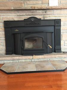 Napoleon Fireplace Insert