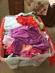 Baby Girl Clothes- 6 to 9 months