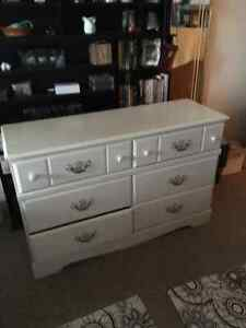 White Dresser For Sale