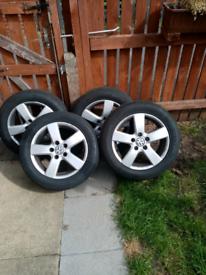 VW wheels 16