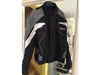 Motorcycle jacket RSR