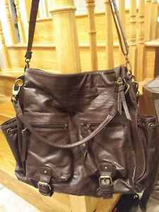 Super cute brown bag Kitchener / Waterloo Kitchener Area image 2