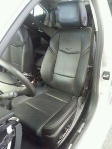 cadillac escalde front black bucket seats&console 2014 like new Kingston Kingston Area image 1