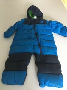 The North Face winter suit