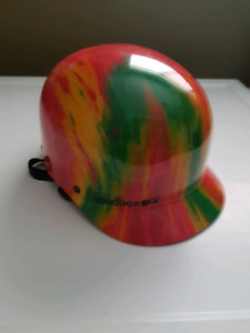 Sandbox Rasta Helmet