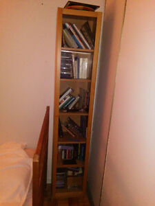 book case glass door