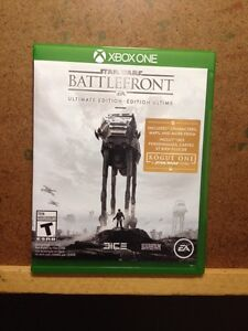 Star Wars Battlefont for Xbox One - Brand New
