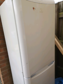 Large indeset fridge freezer