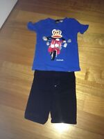 Paul Frank outfit & swimming trunks for a boy