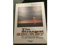 The Strangest Secret cassette set