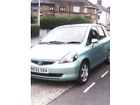 HONDA JAZZ 2002 1.4 SPORT, MOT JUNE 2017.