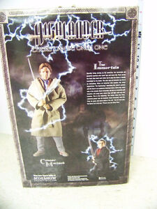 Sideshow Highlander Connor MacLeod Figure 12 Inch