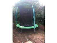 6ft children's trampoline