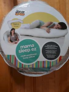 Pregnancy Pillow and Carseat Cover
