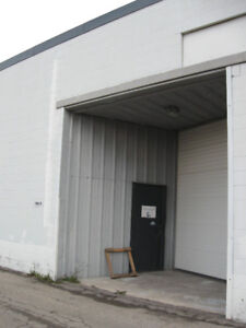 Workshop/Storage/ Warehouse Space for rent