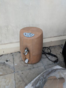 Soft Tub Heater/Pump.