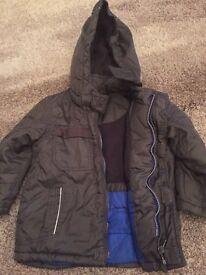 Boys Marks and Spencer Coat Jacket Size 2-3 years