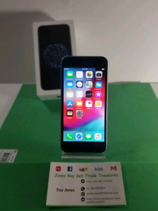 Unlocked iPhone 6 16GB Mint