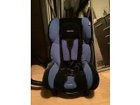 Recaro child's seat