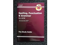 GCSE Spelling, Punctuation and Grammar Study Guide - UNEDITED