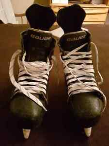 Bauer Supreme Total One Skates Kitchener / Waterloo Kitchener Area image 1