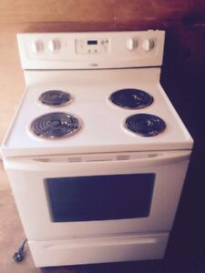 Stove and microwave oven $250 obo