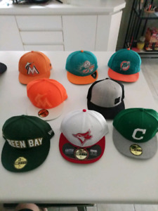 New fitted hats $15 each
