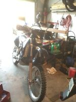 Drz400s for a sport bike