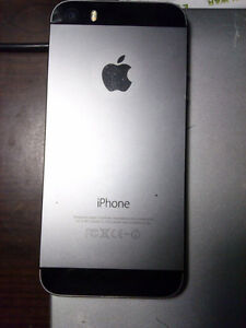Apple Iphone 5s 16Gb Space Gray for Sale- Mint Condition