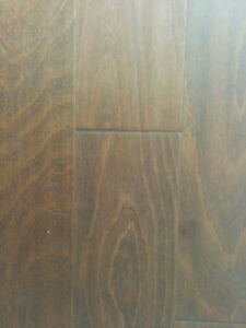 ENGINEERED MAPLE SMOOTH FLOORING SPECIAL PRICE $4.49