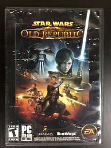 Star Wars - The Old Republic - PC - BioWare LucasArts EA