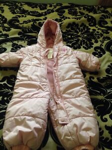 Joe fresh baby snowsuit