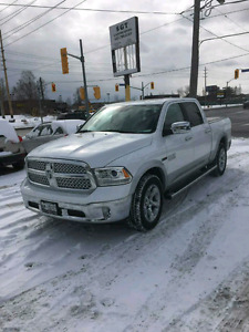 2016 Dodge Ram Diesel Laramie FULLY LOADED SPECIAL ORDER