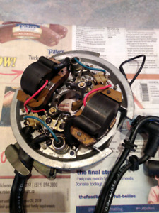 Chrysler 9.9 outboard parts