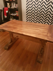 For Sale Harvest Table.