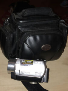 Camcorder Sony DCR-SR300--Priced Dropped!