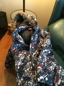 Monster High Winter Coat Size L