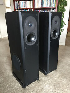 Acoustic Research AR-11 Floor Standing Speakers