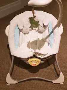 Fisher Price My Little Lamb Infant Seat  $40 Kitchener / Waterloo Kitchener Area image 1