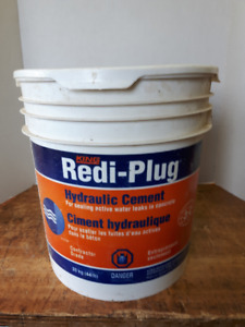 Hydraulic Cement & More