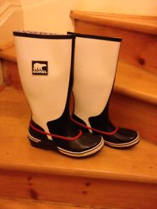 Brand new - Sorel rain boots size 6.5