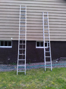 Ladders extension ladder