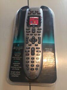 BNIB Logitech Harmony 650 Universal Remote!