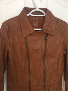 Mauritius\Gipsy Original Leather Jacket- NEW