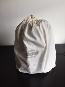 FOSSIL Sac à dos en cuir - FOSSIL Estate Casual Leather Backpack